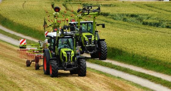 Nouveaux tracteurs claas elios 200 et tracteurs claas arion 400 stage iv - Cars et les tracteurs ...