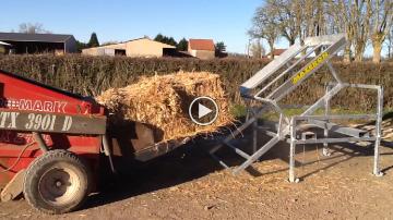 Deux vidéos permettent de découvrir le fonctionnement du charge botte, voir en fin d'aritcle.