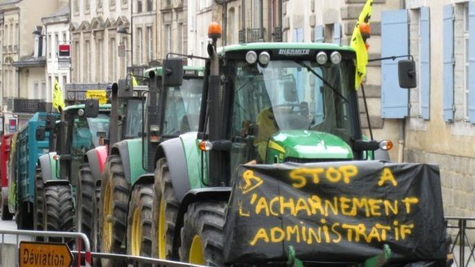 Chambres d�agriculture - La CR oppos�e aux 100 M� ponctionn�s et � la baisse de la Tfnb de 2% par an