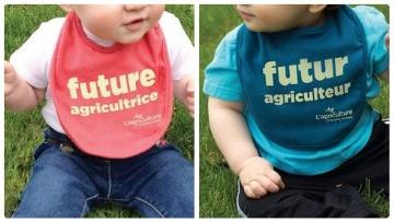 @AgPlusQueJamais sur Twitter : nouvelles bavettes futur agriculteur future agricultrice