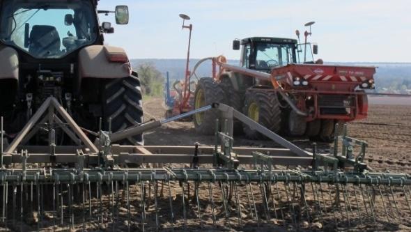 Semis de prairie : soigner l�implantation pour une installation rapide