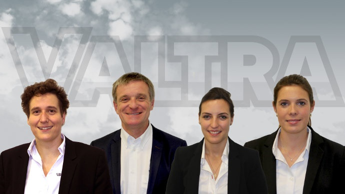 Info firme - Valtra France renouvelle son équipe marketing