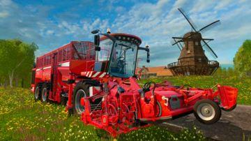 Le DLC Holmer est dispo sur Farming Simulator 15