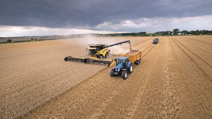 Top 7 des records du monde machines agricoles tracteurs photos et vid os - Cars et les tracteurs ...