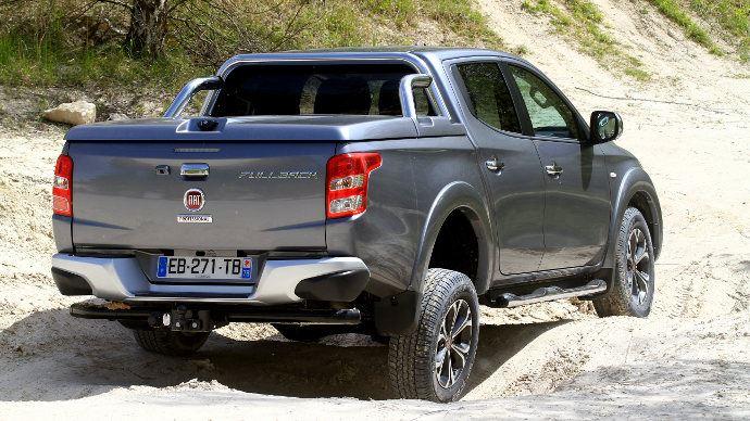 Fiat Fullback: le pick-up conçu pour le travail et le loisir