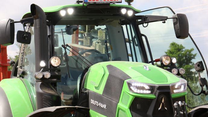 Nouveauté tracteur Deutz-Fahr - [Vidéo]Série 7: quand la technologie allemande croise le design italien…