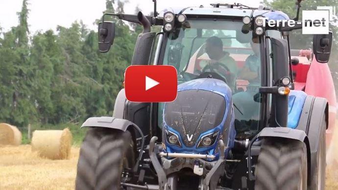 [Vidéo] Stéphane Alleaume, agriculteur: «Valtra N174, une agréable surprise»