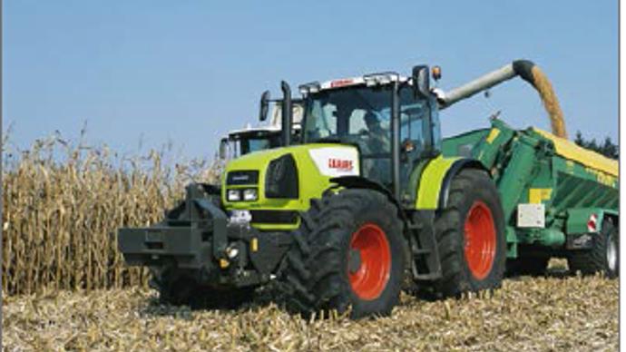 la cote agricole d 39 occasion des tracteurs claas ares 826. Black Bedroom Furniture Sets. Home Design Ideas