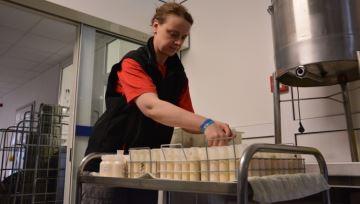 CCPA mesure l'efficacité alimentaire avec l'OAD CréaScan VL