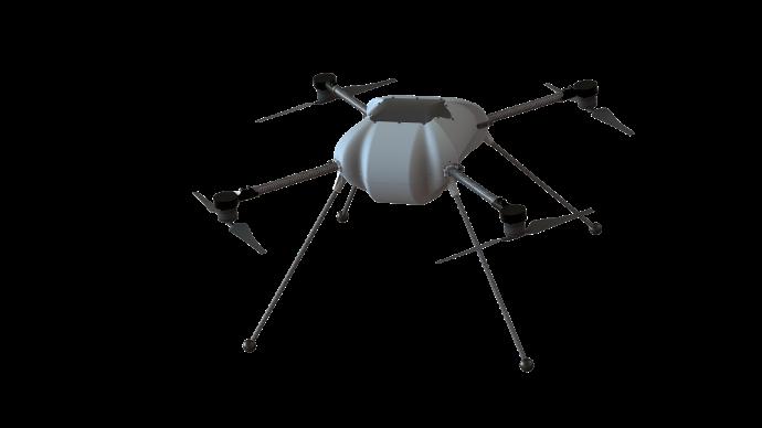 Drone Delta X de Delta Drone