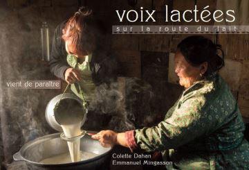 «Voix lactées», deux ans de voyage sur la route du lait en Asie