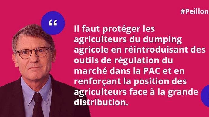 Extrait des propositions du candidat à la primaire de la Gauche Vincent Peillon