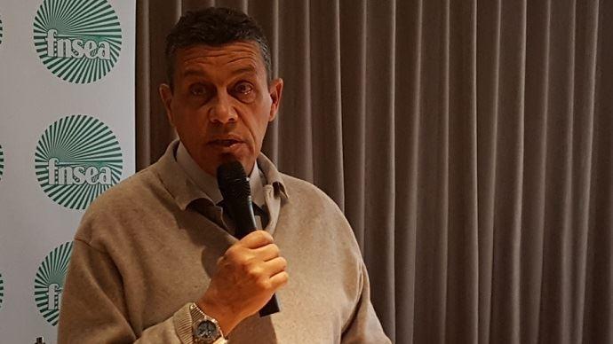 Le président de la FNSEA, Xavier Beulin, est décédé