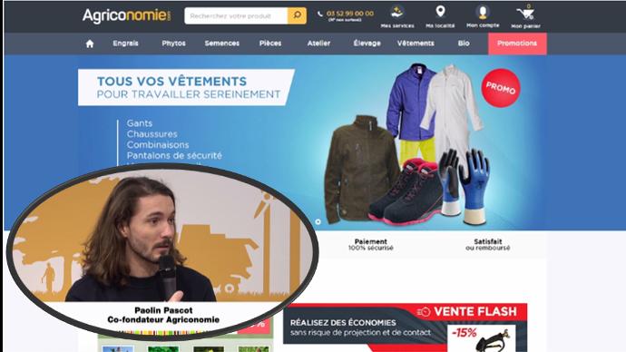 Paolin Pascot: «Pas de confrontation entre digital et distribution classique»