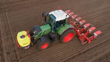 Kverneland iXtra LiFe, la solution de fertilisation liquide au semis