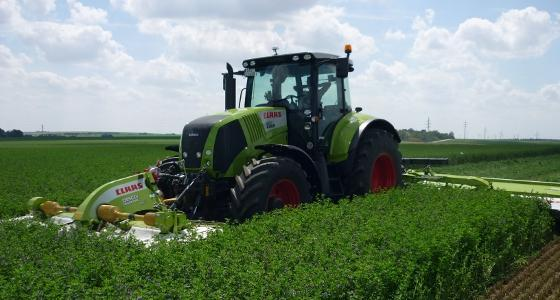 Nouveauts Claas 2012 - A dcouvrir ds le 10 aot !