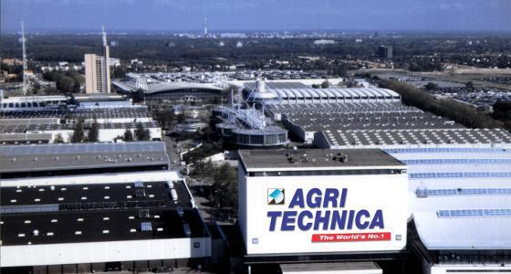 Agritechnica 2011 � le Direct, jour 1 - 19:00 - Le r�cap d'une premi�re journ�e riche en nouveaut�s !