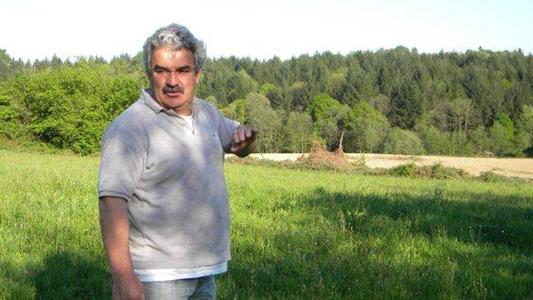 Jean Mouzat, président du Modef