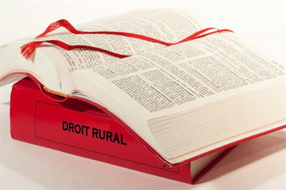 Code du droit rural 