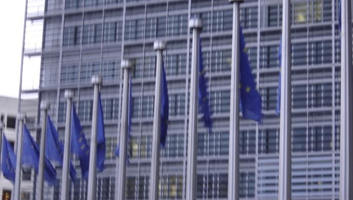 Commission européenne à Bruxelles.