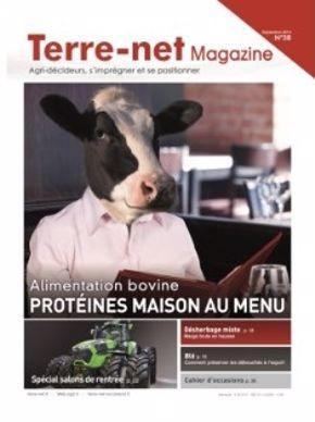 Couverture de Terre-net Magazine n°38