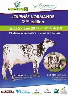 Journée Normande 2017 - Orne