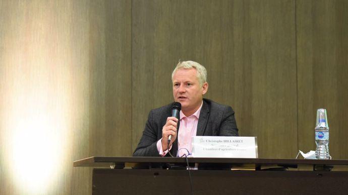 Christophe Hillairet, secrétaire général de l'APCA.