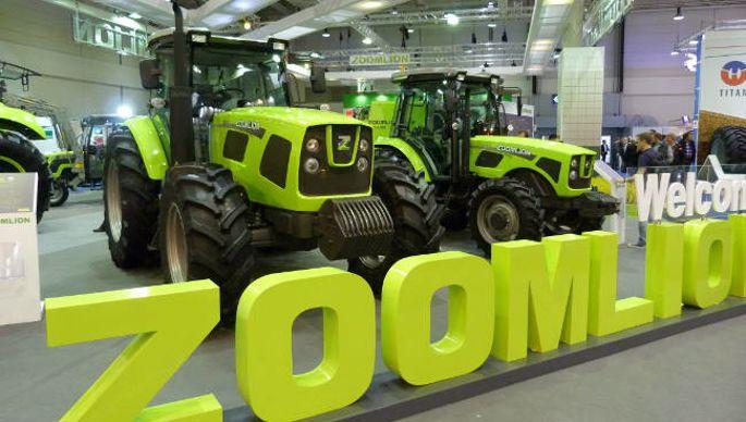 tracteurs zoomlion