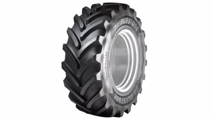 pneumatique agricole bridgestone