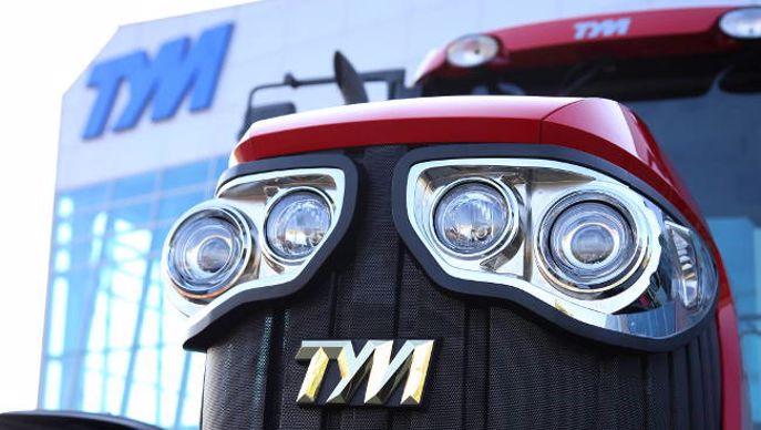 tracteur TYM