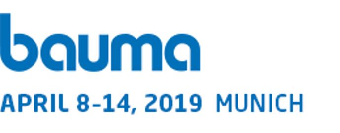 Logo Bauma