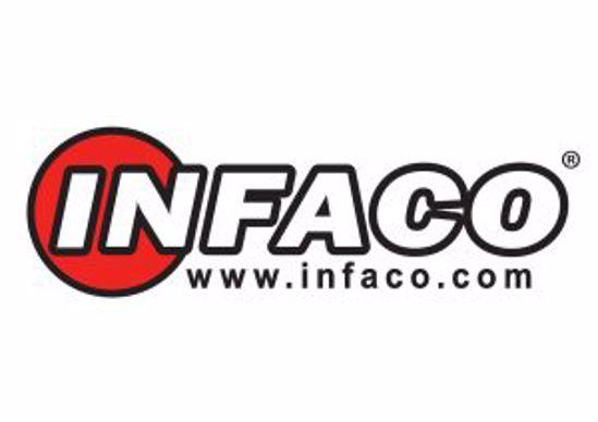 Logo INFACO (contours noirs)