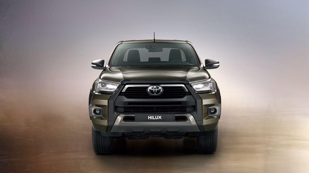 Le Toyota Hilux franchit les 200 ch