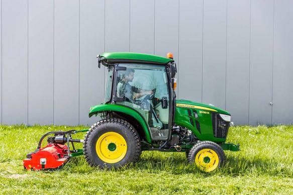 Tracteur John Deere de la série 3.