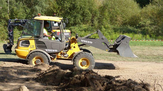 Volvo Construction Equipment a reçu le prix de l'innovation de la catégorie