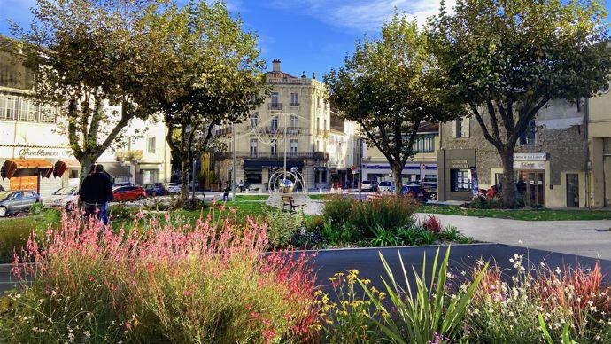 Ville d'Alès (30), Fleur d'or 2020.