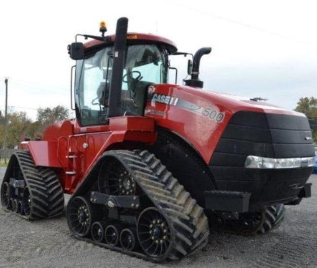 Fiche technique tracteur case ih quadtrac 540 de 2014 for Case agricole