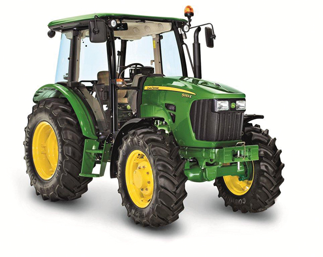 fiche technique tracteur john deere 5075e de 2014. Black Bedroom Furniture Sets. Home Design Ideas