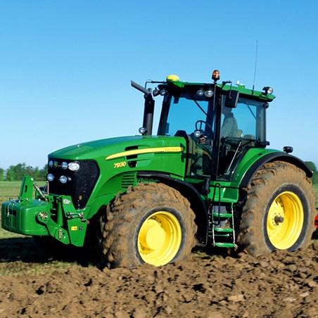 Fiche technique tracteur john deere 7730 de 2011 - Image tracteur ...