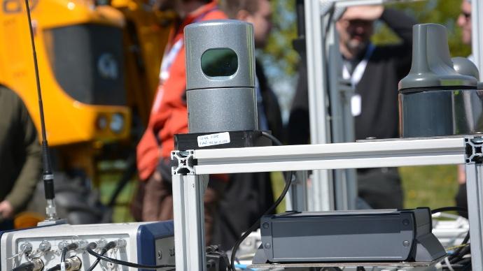 robot de l'Irstea