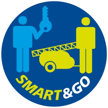 logo service Berthoud Smart & Go