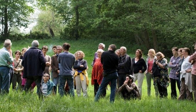 Les rencontres nationales des agriculture sont l'occasion d'échanger des expériences vécues sur le terrain.