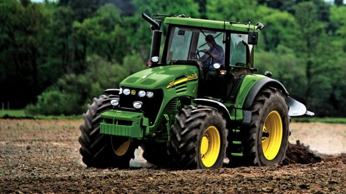 la cote agricole d 39 occasion des tracteurs john deere 7920. Black Bedroom Furniture Sets. Home Design Ideas