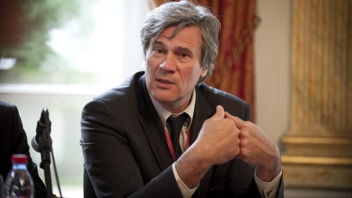 Stéphane Le Foll, ministre de l'Agriculture, de l'Agroalimentaire et de la Forêt