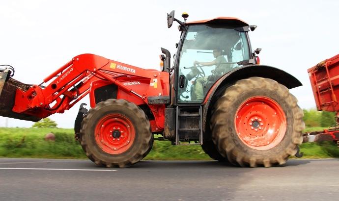 Kubota enregistre une véritable progression sur le marché du tracteur. Evolution à découvrir sur le second graphique en bas d'article.
