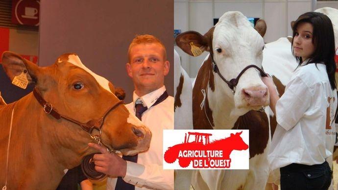Autoportraits d'éleveurs, avec Agriculture de l'Ouest (©Photos transmises par les éleveurs)