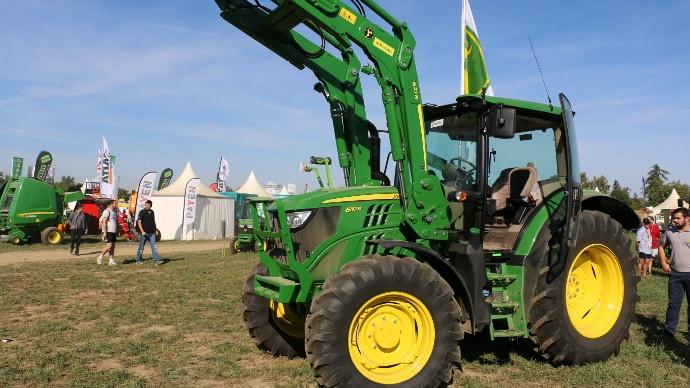 Tracteur john deere 6r - Image tracteur ...