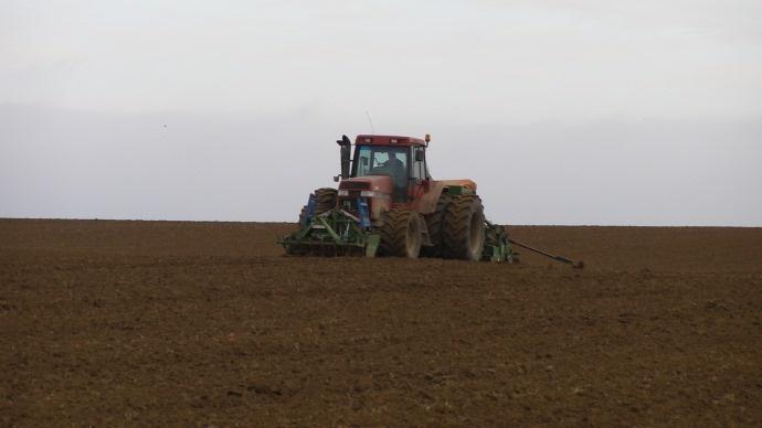 Bilan des semis en Ukraine