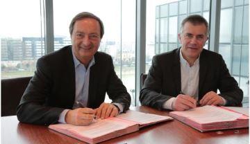 Sodiaal et E.Leclerc signent la charte laitière de valeurs initiée par la FNPL