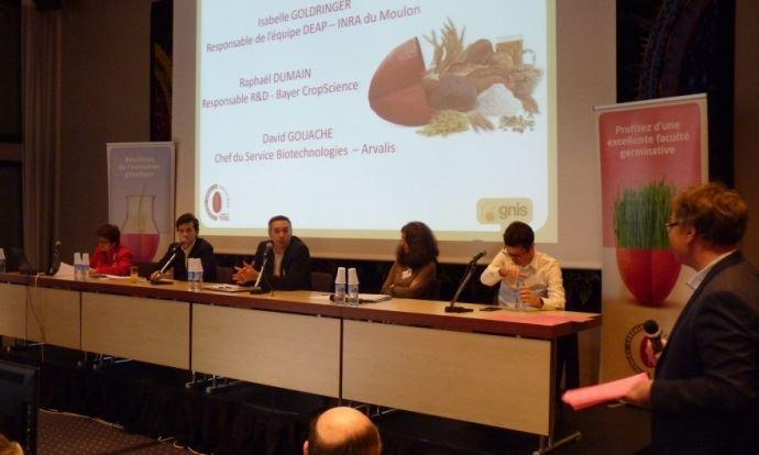 Rencontre 2016 de la section semences céréales et protéagineux du Gnis